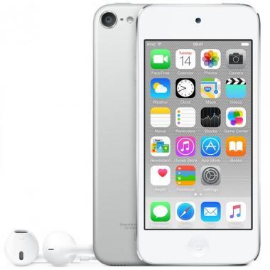 IPod Touch (6th) 32gb White & Silver-Lae Mkhx2lz/A