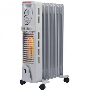 Calefactor radiador de aceite con halógeno hr2157