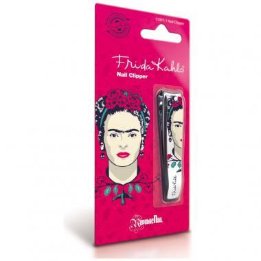 Cortaúñas Grande Frida Kahlo Mod. A Español Republic Nail