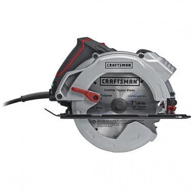 Sierra Circular Craftsman 7 1/4 13.0 Amp