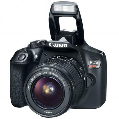 Cámara Rebelt6 Canon Ef-S 18-55mm