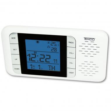 Reloj Despertador Timco Mod. XG8107
