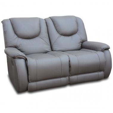 Reclinable Doble Houston Dopiel Brown