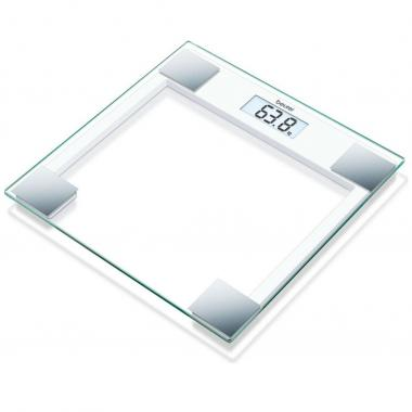 Bascula de vidrio adulto Beurer