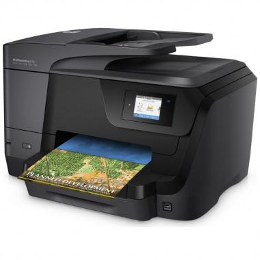 Impresora Officejet Pro Hp 8710