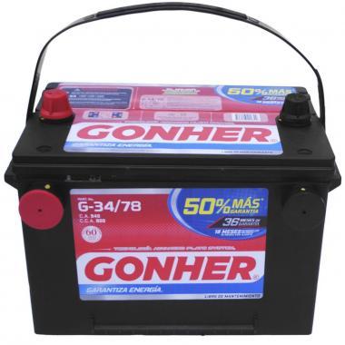 Acumulador Gonher 47 600