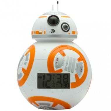 "Reloj Despertador Bulb Botz Star Wars BB-8 7.5"" 2020503"