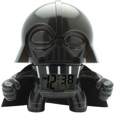 """Reloj Despertador Bulb Botz Star Wars Darth Vader 7.5"""" 2020008"""