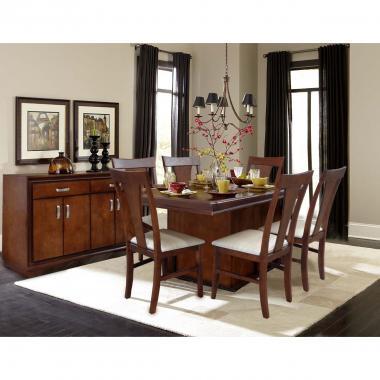 Mesa rectangular para 6 sillas Niza