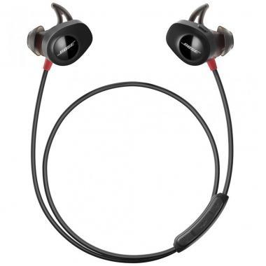 Audífonos Soundsport Pulse Wireless Red