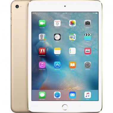Ipad Mini 4 Wi-Fi 128gb Gold Mk9q2cl/A