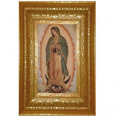 Cuadro Virgen De Guadalupe 60X42