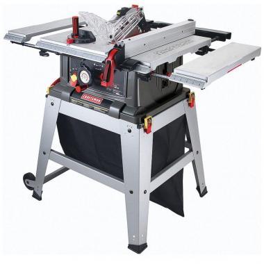 Sierra De Banco 10'' Modelo 21807 Craftsman