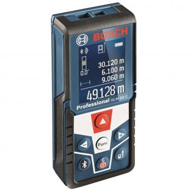 Telémetro Láser Alcance 50 M Bosch