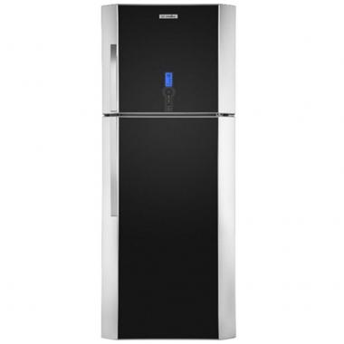 Refrigerador Io Mabe Top Mount 19 Pies Dark Grey