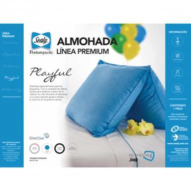 Almohada Playful Sealy - Estándar