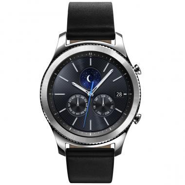 Reloj Samsung Gear S3 Classic Sm-R770nzsamxo Plata