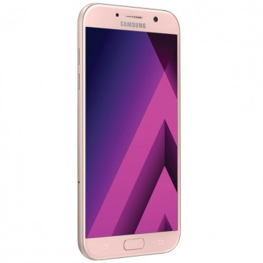 Celular Samsung A720 A7 17 Color Durazno R9 (Telcel)