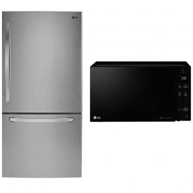 Refrigerador Lg Gb24Bgs 24 Ft3 Micro Ms1536Gis