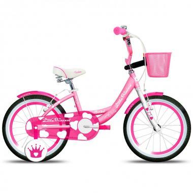 Bicicleta Little Princess R16 Turbo