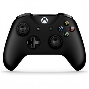 Xbox One Control Inalámbrico Negro