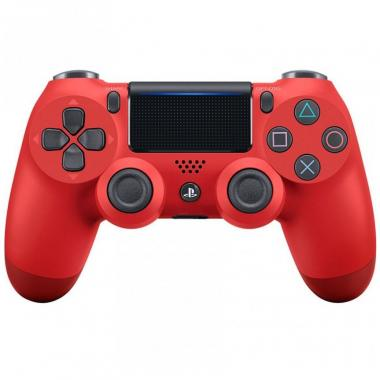 Ps4 Control Dualshock4 Magma Red