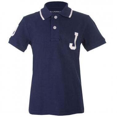 Playera Polo Estampado Jeanious Baby