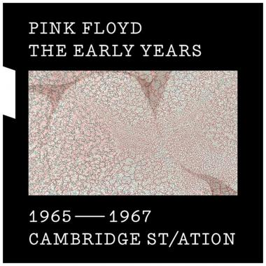 Cd Pink Floyd 19651967 Cambridge Station