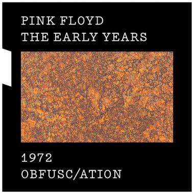 Cd Pink Floyd 1972 Obfuscation