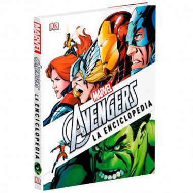 Avenger La Enciclopedia Dk
