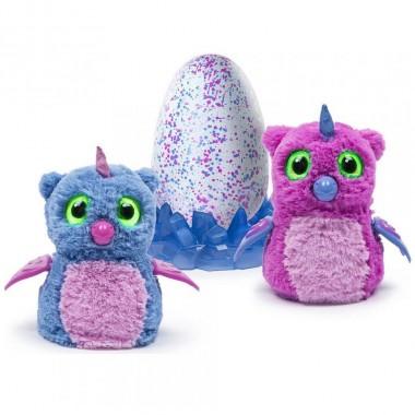 Hatchimals Owlicorn Destellos Spin Master