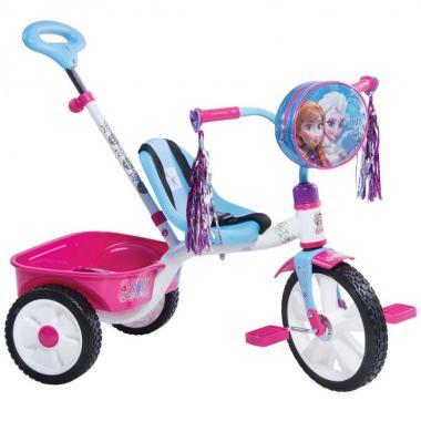 Triciclo Frozen R12 Bicileyca