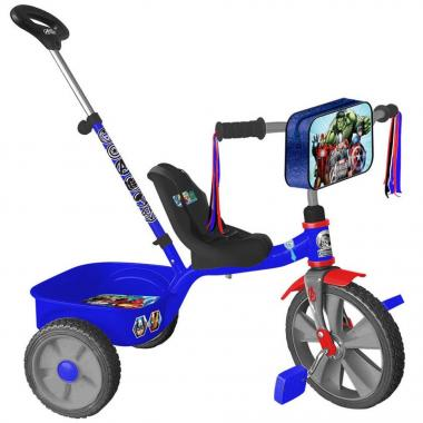 Triciclo Avengers R12 Bicileyca