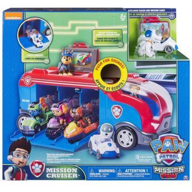 Paw Patrol Camión De Misiones Spin Master