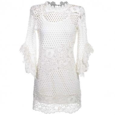Vestido Crochet C2C