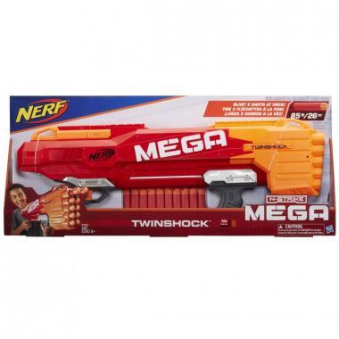 Nerf N Strike Mega Twinshock Hasbro