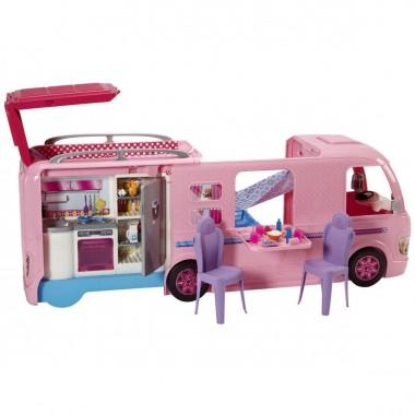 Barbie Camper De Barbie Mattel