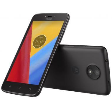 Celular Motorola Xt1756 Moto C Color Negro R9 (Telcel)