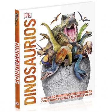 Dinosaurios El Con Dk