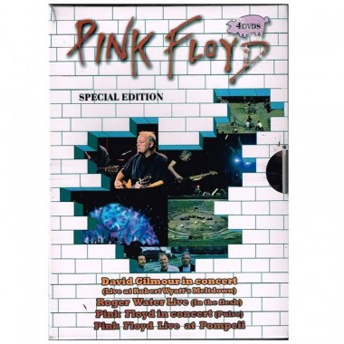 Dvd Pink Floyd Special Edition