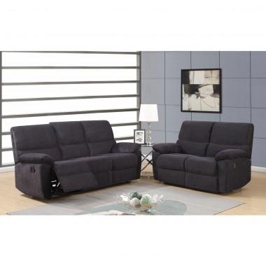 Sala Milán 3-2 Sofá Y Love Seat U9680 Global Furniture