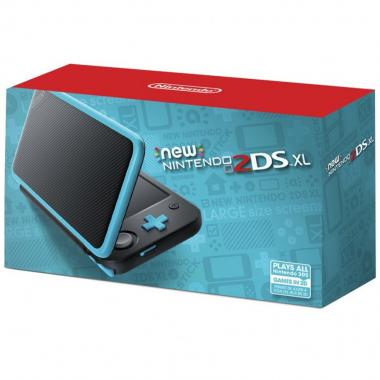 Consola Nintendo 2Ds Xl Back Turquoise