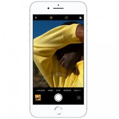 Iphone 8 Plus 256 Gb Plata En Amigo Kit (R9)