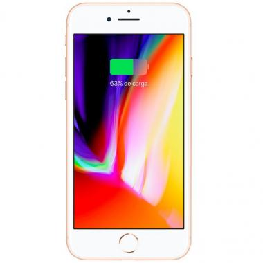 Iphone 8 Plus 256gb Color Gold R9 (Telcel)