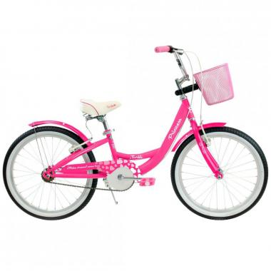 Bicicleta Princess Rosa R20 Turbo