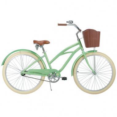 Bicicleta Malibú Menta R26 Turbo