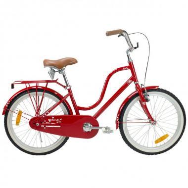 Bicicleta Chic Roja R20 Turbo
