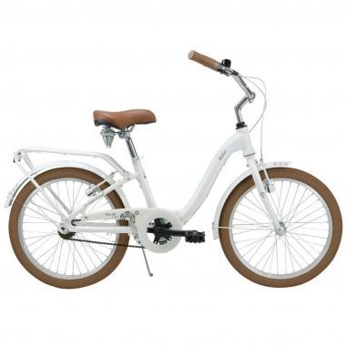 Bicicleta Bellissima Blanca R20 Turbo