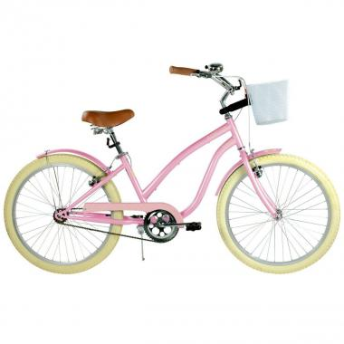 Bicicleta Chic Chic Rosa R24 Turbo