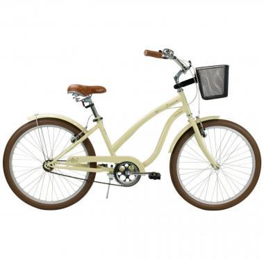Bicicleta Zinnia Marfil R24 Turbo